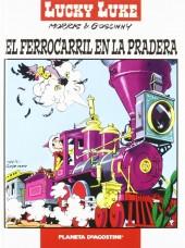 Lucky Luke - Coleccionable Lucky Luke -2- El ferrocarril en la pradera