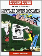 Lucky Luke - Coleccionable Lucky Luke -3- Lucky Luke Contra Joss Jamon
