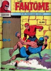 Le fantôme (1re Série - Aventures Américaines) -167- Le poing de fer