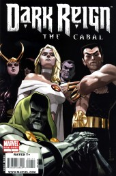 Dark Reign: The Cabal (2009) -1- Dark Reign: The Cabal