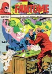 Le fantôme (1re Série - Aventures Américaines) -180- La sarabande des diamants