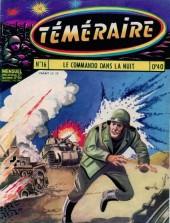 Téméraire (1re série) -16- Le commando dans la nuit (Tomic)