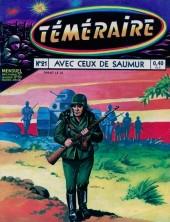 Téméraire (1re série) -21- Avec ceux de Saumur (Tomic)