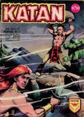Katan -13- La tombe de Katan