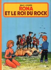 Rona -4- Rona et le roi du Rock