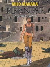 Piranese -1- La planète prison