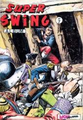 Super Swing -Rec07- Album N°7 (du n°19 au n°21)