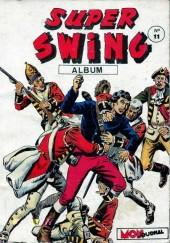 Super Swing -Rec11- Album N°11 (du n°31 au n°33)