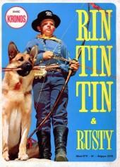 Rin Tin Tin & Rusty (2e série) -Rec41- Album N°41 (n°40, n°41 et Kronos n°1)