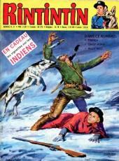 Rin Tin Tin & Rusty (2e série) -21- Quand souffle le blizzard...