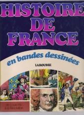 Histoire de France en bandes dessinées (Intégrale) -5b- De Louis XIV à la Révolution