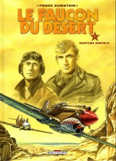 Le faucon du désert -1a- Martuba airfield