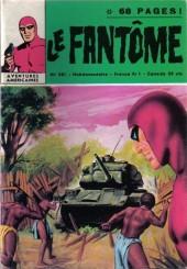 Le fantôme (1re Série - Aventures Américaines) -381- Le dragon d'acier