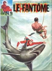 Le fantôme (1re Série - Aventures Américaines) -474- Le dragon des marais