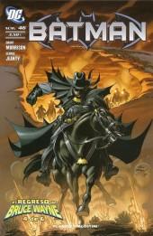 Batman Vol.2 -46- El Regreso de Bruce Wayne. 4 de 6