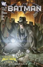 Batman Vol.2 -47- El Regreso de Bruce Wayne. 5 de 6