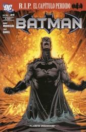Batman Vol.2 -49- R.I.P. El capítulo perdido