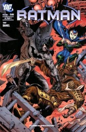Batman Vol.2 -56- La mirada del observador. Conclusión