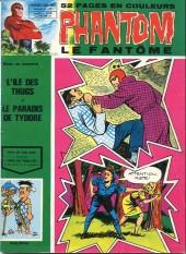 Le fantôme (1re Série - Aventures Américaines) -453- L'île des Thugs