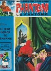 Le fantôme (1re Série - Aventures Américaines) -440- Le règne fabuleux de samaris