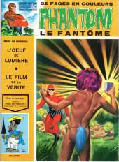 Le fantôme (1re Série - Aventures Américaines) -439- L'œuf de lumière