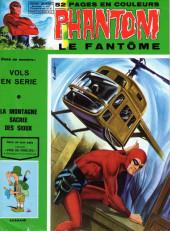 Le fantôme (1re Série - Aventures Américaines) -437- Vols en série