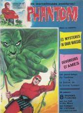 Le fantôme (1re Série - Aventures Américaines) -420- Les mystères du grand marécage