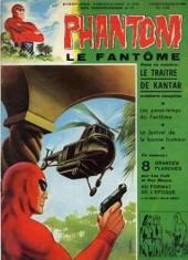 Le fantôme (1re Série - Aventures Américaines) -405- Le traître de Kantar