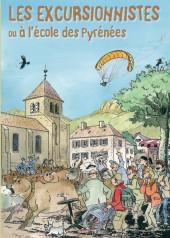 Les excursionnistes ou à l'école des Pyrénées - Les Excursionnistes ou à l'école des Pyrénées
