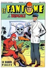 Le fantôme du Bengale (1e Série - Sage) -1- Le Baron pirate