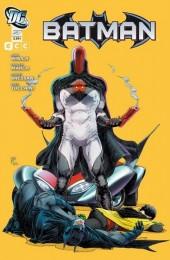 Batman Vol.2 -57- Calles Teñidas de Rojo. Partes 1 y 2
