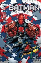 Batman Vol.2 -58- Calles Teñidas de Rojo. Parte 3. Delicias terrenales, escenas de una obra en construcción