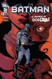 Batman Vol.2 -59- El Regreso de Dos Caras