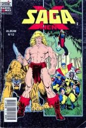 X-Men/X-Men Saga (Semic) -Rec12- Album N°12 (du n°7 au n°8)
