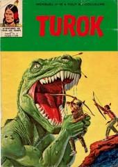 Turok -15- Prisonniers des hommes-castors