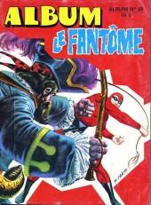 Le fantôme (1re Série - Aventures Américaines) -Rec49- Album N°49 (du n°442 au n°444)