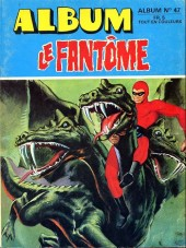 Le fantôme (1re Série - Aventures Américaines) -Rec47- Album N°47 (du n°436 au n°438)