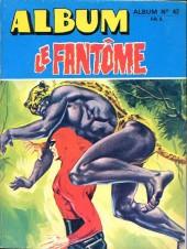 Le fantôme (1re Série - Aventures Américaines) -Rec42- Album N°42 (du n°419 au n°422)