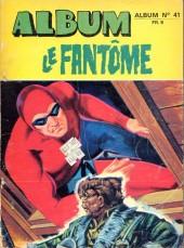 Le fantôme (1re Série - Aventures Américaines) -Rec41- Album N°41 (du n°415 au n°418)