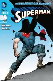 Superman (NUDC) -1- Superman Contra La Ciudad Del Mañana