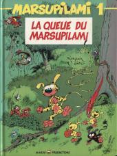 Marsupilami -1b1991- La queue du marsupilami