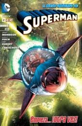 Superman (NUDC) -4- Empieza... ¡Otra Vez!