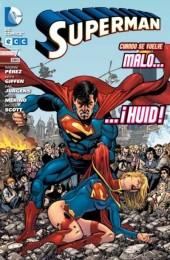 Superman (NUDC) -7- Cuando Se Vuelve Malo... ¡...Huid!