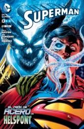 Superman (NUDC) -10- El Peón De Acero De Helspont