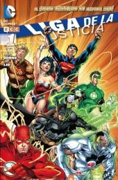 Liga de la Justicia (Nuevo Universo DC) -1- Liga De La Justicia. Parte 1