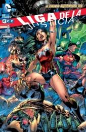 Liga de la Justicia (Nuevo Universo DC) -3- Liga De La Justicia. Parte 3