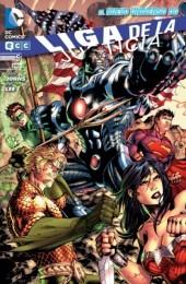 Liga de la Justicia (Nuevo Universo DC) -5- Liga De La Justicia. Parte 5