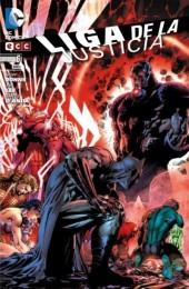 Liga de la Justicia (Nuevo Universo DC) -6- Liga De La Justicia. Parte 6