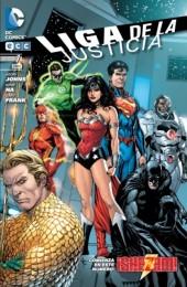 Liga de la Justicia (Nuevo Universo DC) -7- La Travesía del Villano. Prólogo