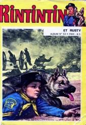 Rin Tin Tin & Rusty (2e série) -Rec53- Album N°53 (du n°79 au n°82)